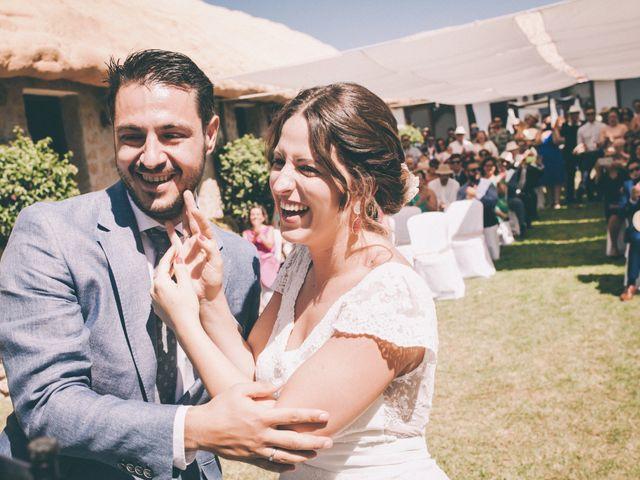 La boda de Manuel y Cecilia en Los Caños De Meca, Cádiz 1