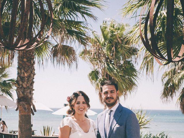La boda de Manuel y Cecilia en Los Caños De Meca, Cádiz 35