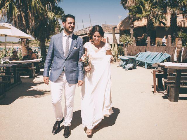 La boda de Manuel y Cecilia en Los Caños De Meca, Cádiz 37