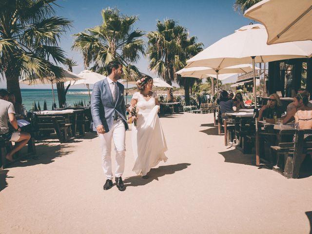 La boda de Manuel y Cecilia en Los Caños De Meca, Cádiz 38