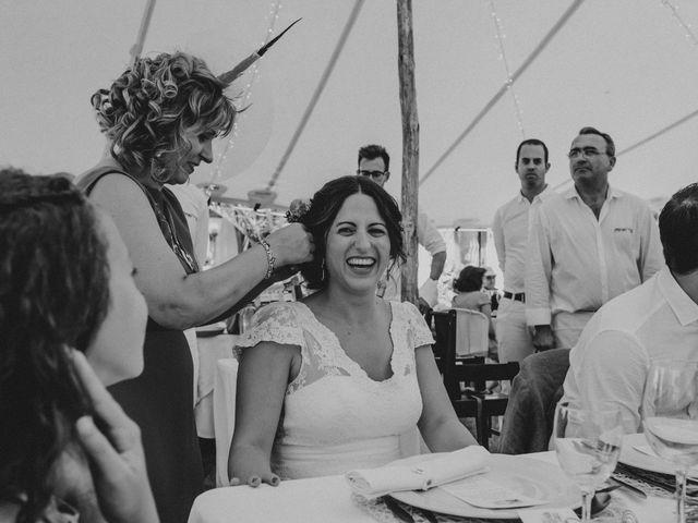 La boda de Manuel y Cecilia en Los Caños De Meca, Cádiz 49