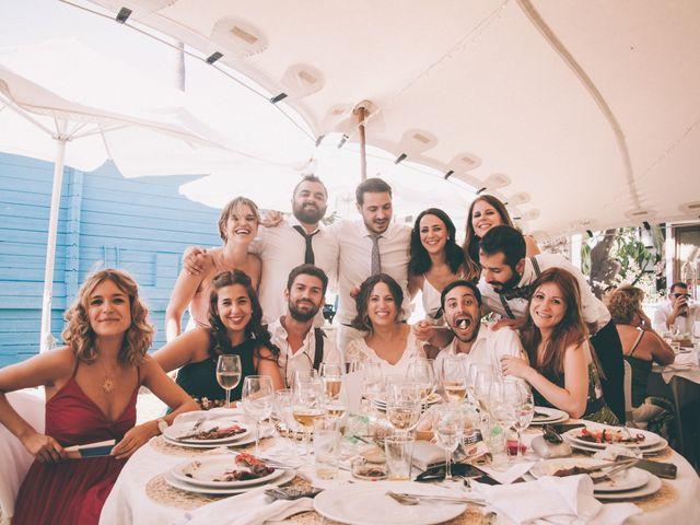 La boda de Manuel y Cecilia en Los Caños De Meca, Cádiz 53