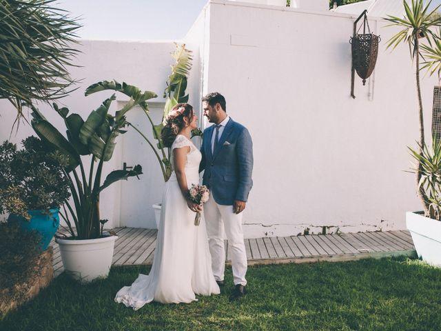 La boda de Manuel y Cecilia en Los Caños De Meca, Cádiz 58