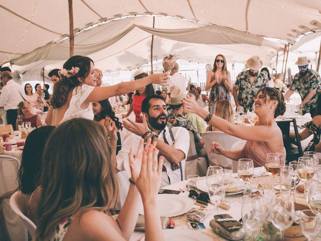 La boda de Manuel y Cecilia en Los Caños De Meca, Cádiz 60