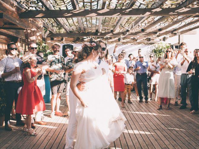 La boda de Manuel y Cecilia en Los Caños De Meca, Cádiz 72