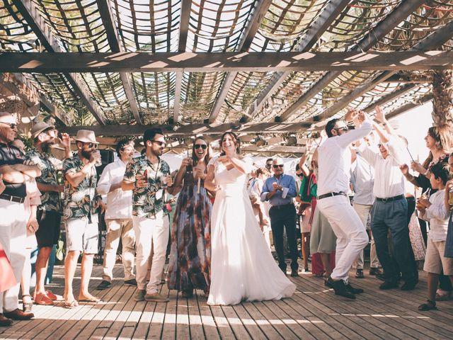 La boda de Manuel y Cecilia en Los Caños De Meca, Cádiz 73