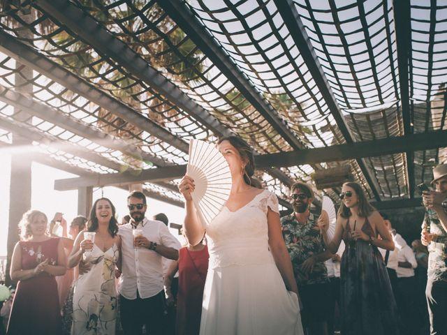 La boda de Manuel y Cecilia en Los Caños De Meca, Cádiz 76