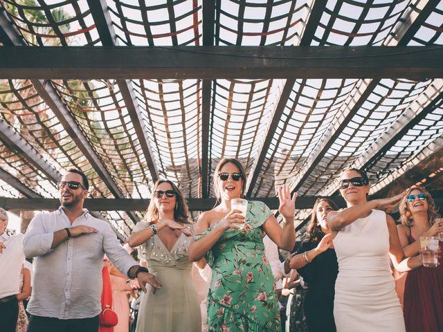 La boda de Manuel y Cecilia en Los Caños De Meca, Cádiz 80