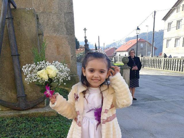 La boda de Julio  y Teresa  en Marin, A Coruña 4