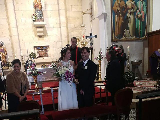 La boda de Julio  y Teresa  en Marin, A Coruña 5