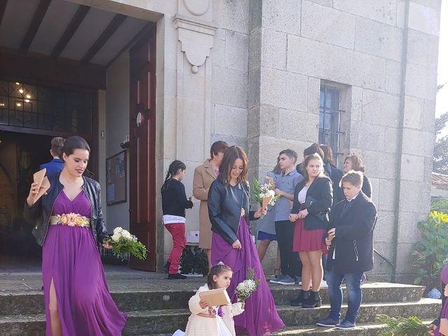 La boda de Julio  y Teresa  en Marin, A Coruña 8