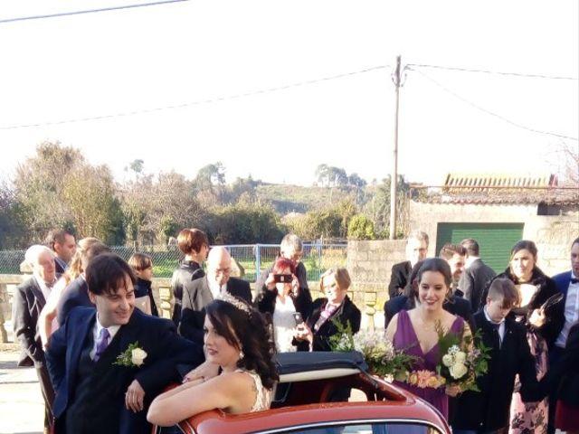La boda de Julio  y Teresa  en Marin, A Coruña 10