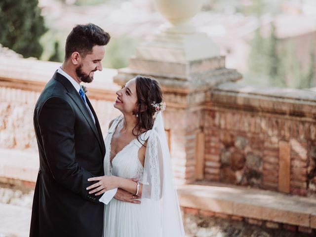 La boda de José Francisco y Elena