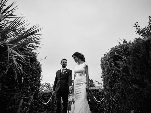 La boda de José Luis y Yolanda en Brunete, Madrid 1