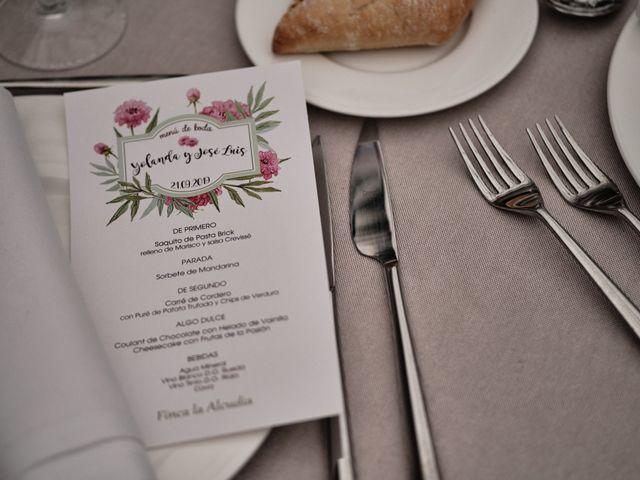 La boda de José Luis y Yolanda en Brunete, Madrid 34