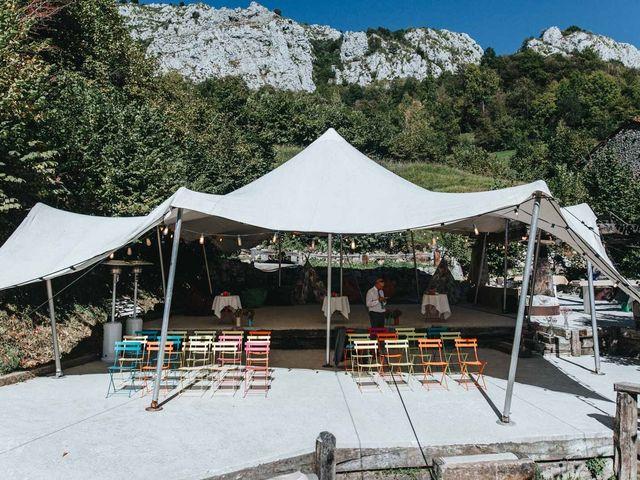 La boda de Trevor y Erin en Caleao, Asturias 5