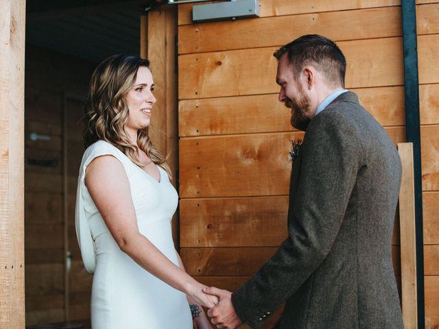 La boda de Trevor y Erin en Caleao, Asturias 10
