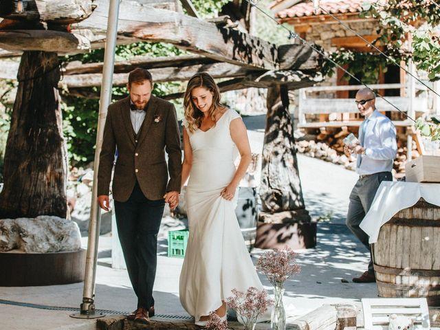 La boda de Trevor y Erin en Caleao, Asturias 13