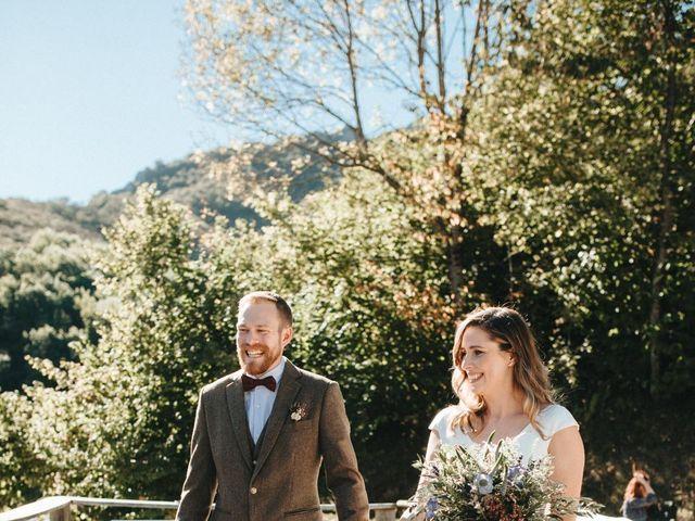 La boda de Trevor y Erin en Caleao, Asturias 14