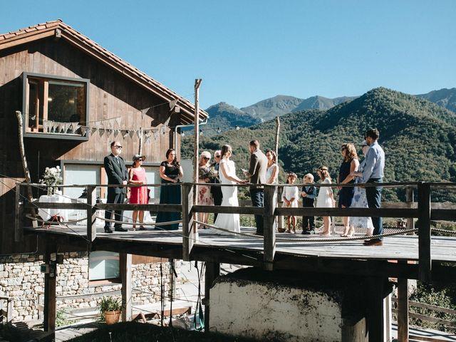 La boda de Trevor y Erin en Caleao, Asturias 15