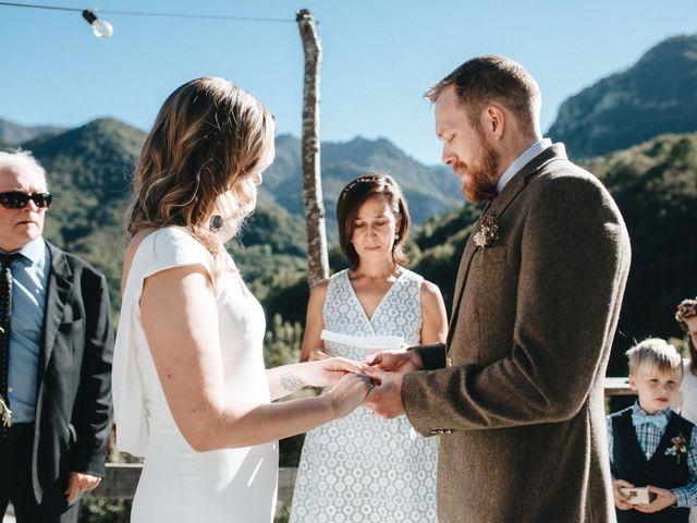 La boda de Trevor y Erin en Caleao, Asturias 16