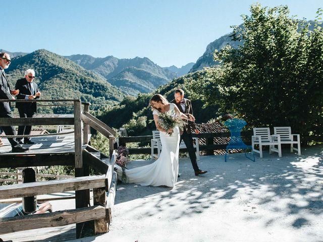 La boda de Trevor y Erin en Caleao, Asturias 22
