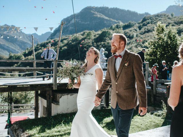La boda de Trevor y Erin en Caleao, Asturias 23