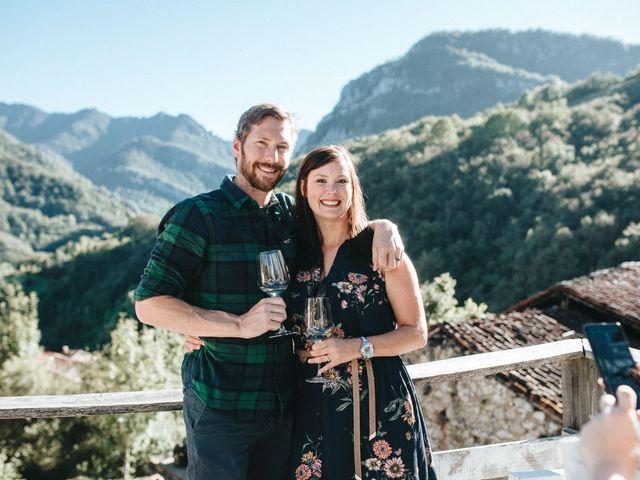 La boda de Trevor y Erin en Caleao, Asturias 30
