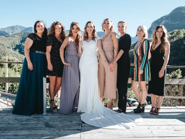 La boda de Trevor y Erin en Caleao, Asturias 31