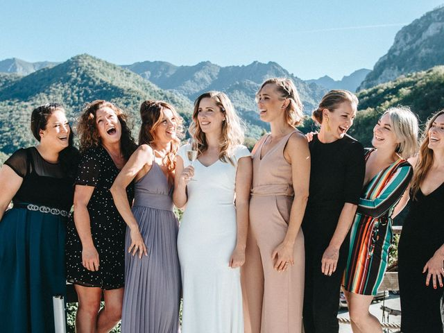 La boda de Trevor y Erin en Caleao, Asturias 32