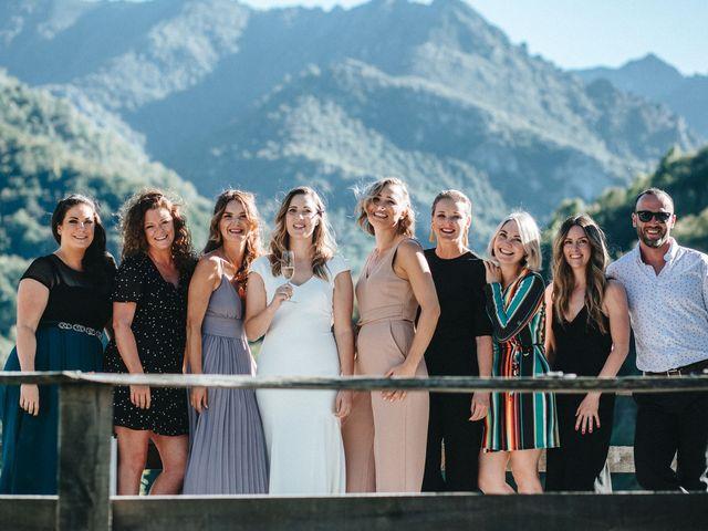 La boda de Trevor y Erin en Caleao, Asturias 33