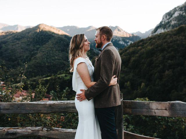 La boda de Trevor y Erin en Caleao, Asturias 35