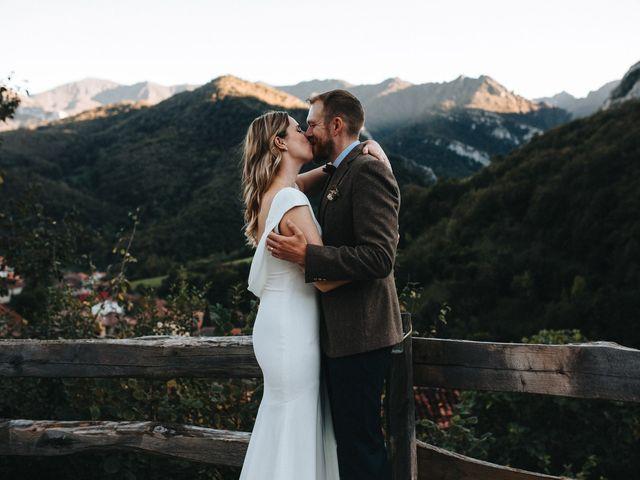 La boda de Trevor y Erin en Caleao, Asturias 36
