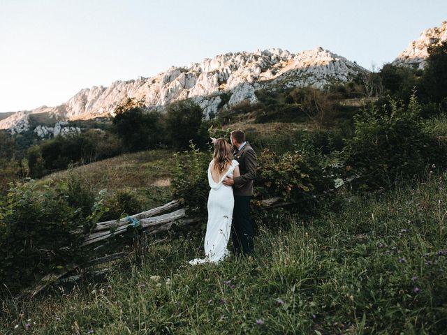 La boda de Trevor y Erin en Caleao, Asturias 38