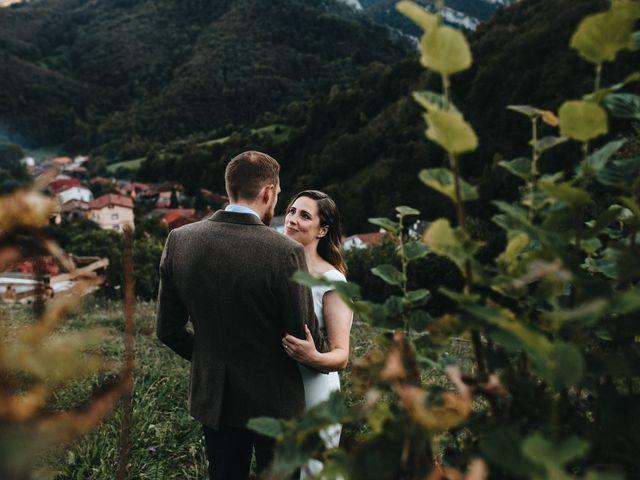 La boda de Trevor y Erin en Caleao, Asturias 39