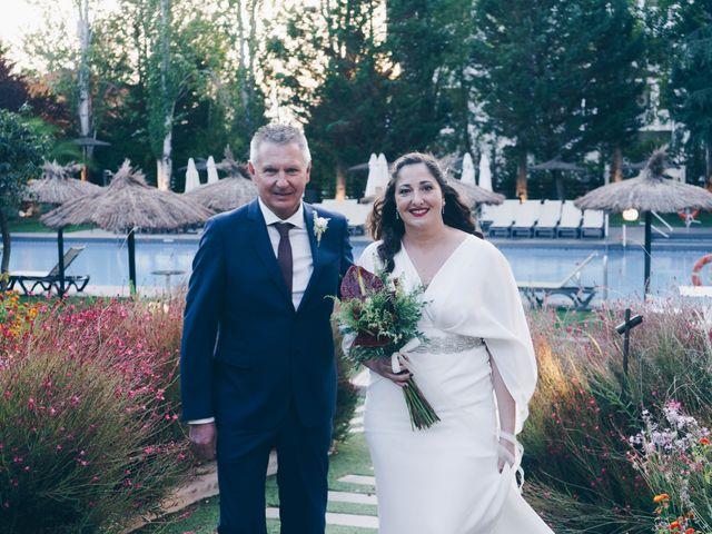 La boda de Vicente y Maria en Cáceres, Cáceres 8