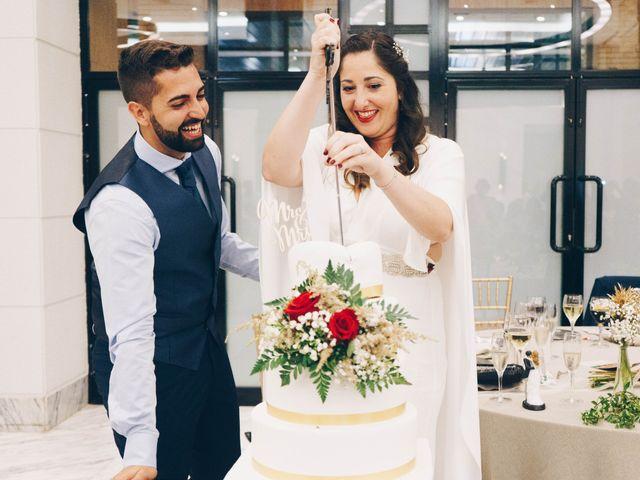 La boda de Vicente y Maria en Cáceres, Cáceres 42