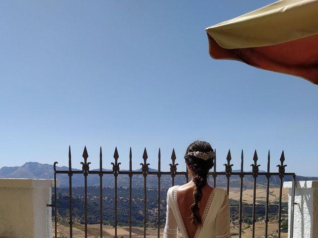 La boda de Kiko y Irene  en Ronda, Málaga 5
