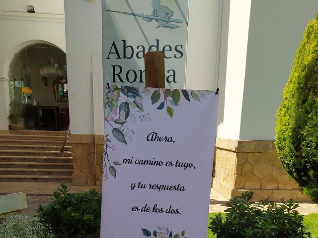 La boda de Kiko y Irene  en Ronda, Málaga 6