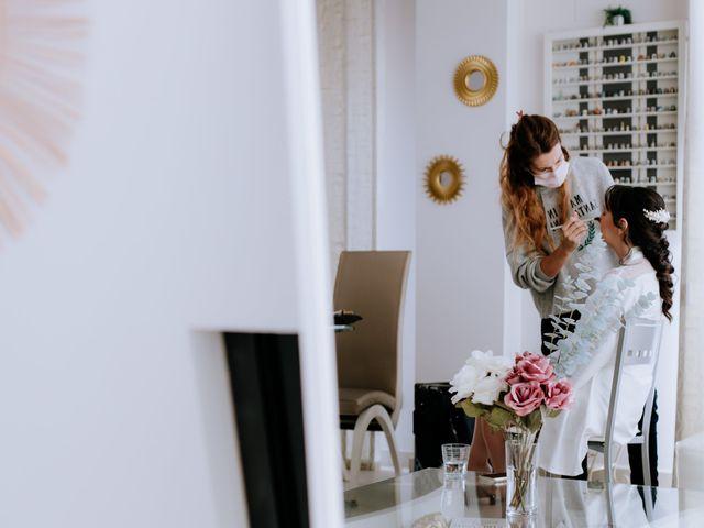 La boda de Tomy y Sheila en Velilla De San Antonio, Madrid 8