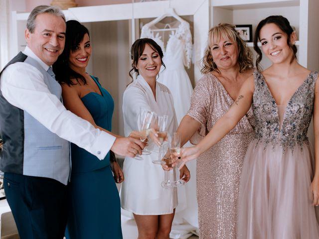 La boda de Tomy y Sheila en Velilla De San Antonio, Madrid 13