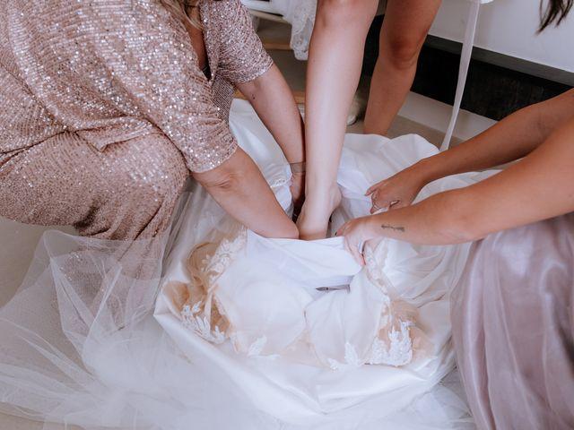 La boda de Tomy y Sheila en Velilla De San Antonio, Madrid 14