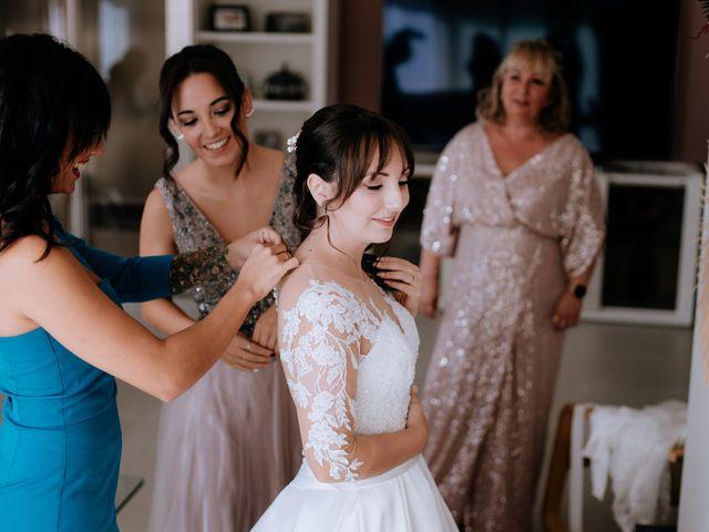 La boda de Tomy y Sheila en Velilla De San Antonio, Madrid 16