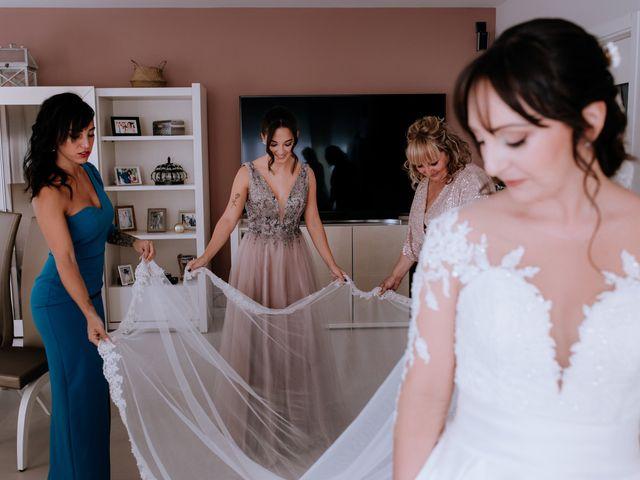 La boda de Tomy y Sheila en Velilla De San Antonio, Madrid 19