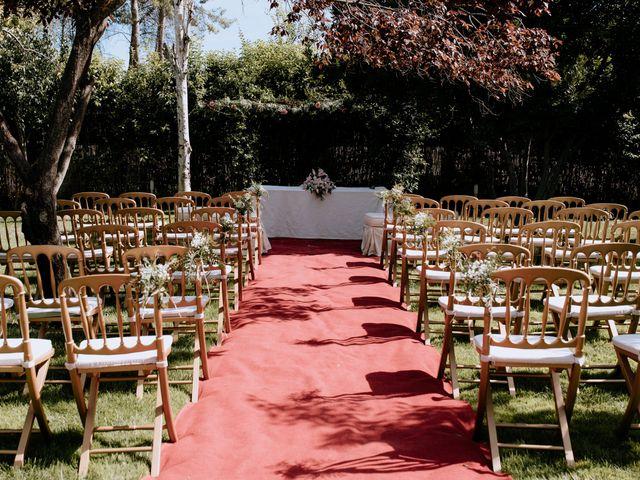 La boda de Tomy y Sheila en Velilla De San Antonio, Madrid 22