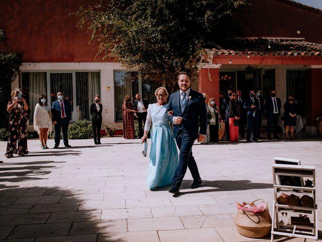 La boda de Tomy y Sheila en Velilla De San Antonio, Madrid 25