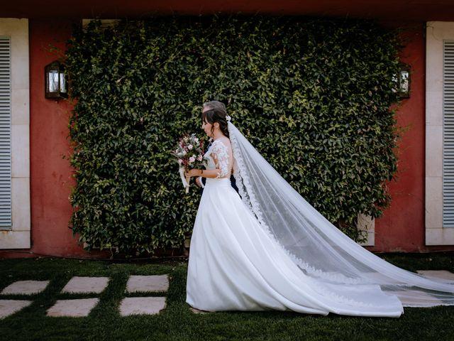 La boda de Tomy y Sheila en Velilla De San Antonio, Madrid 26