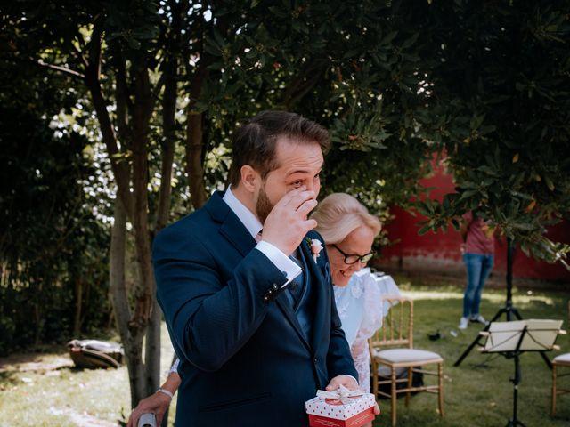 La boda de Tomy y Sheila en Velilla De San Antonio, Madrid 27