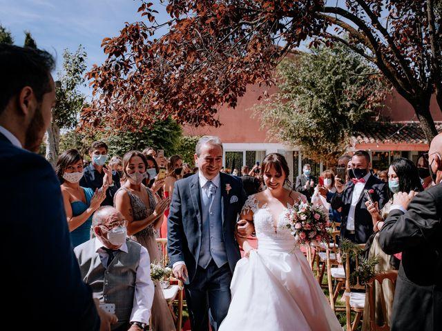 La boda de Tomy y Sheila en Velilla De San Antonio, Madrid 28