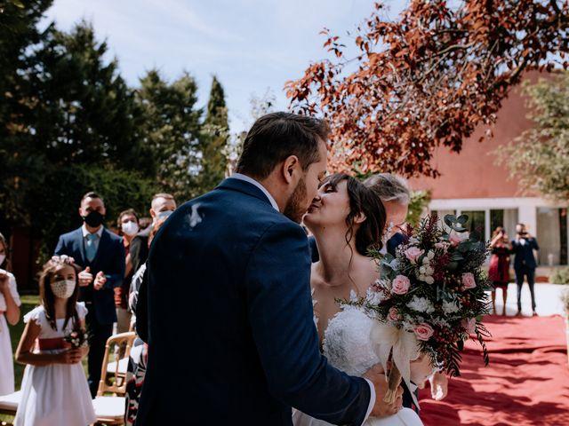 La boda de Tomy y Sheila en Velilla De San Antonio, Madrid 29